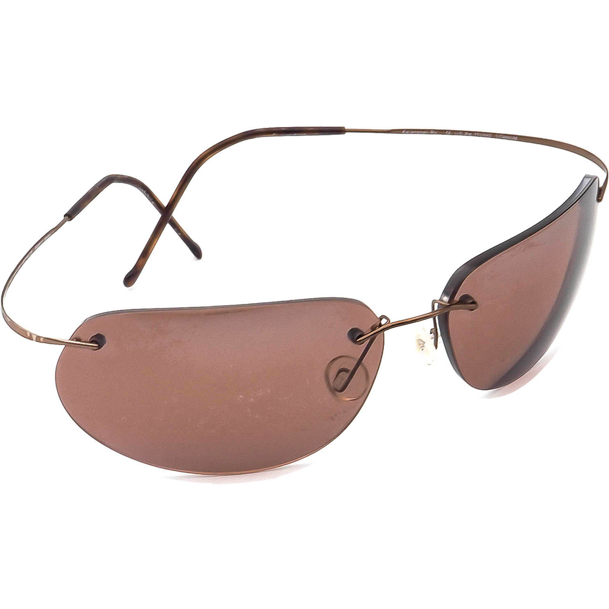Maui Jim MJ-501-23 Ka'anapali Titanium Sunglasses Frame Only