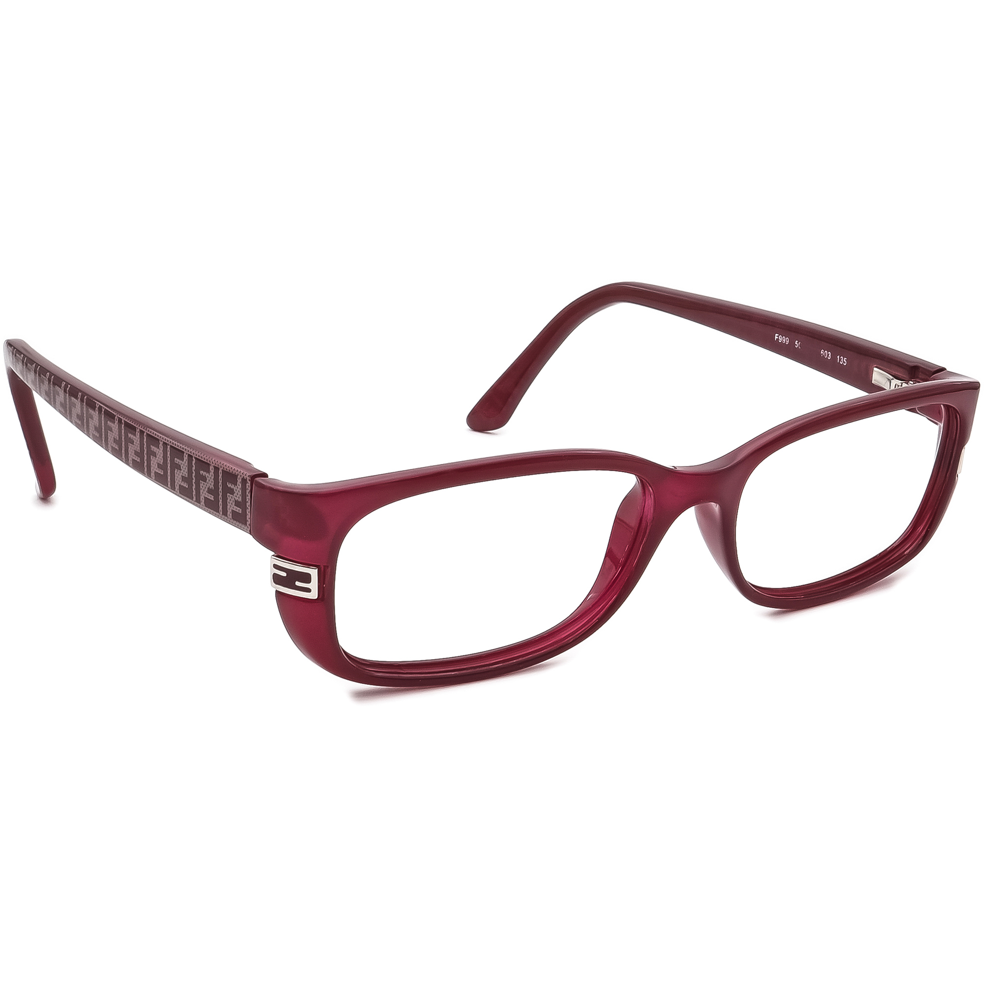 Fendi F999 603 Eyeglasses