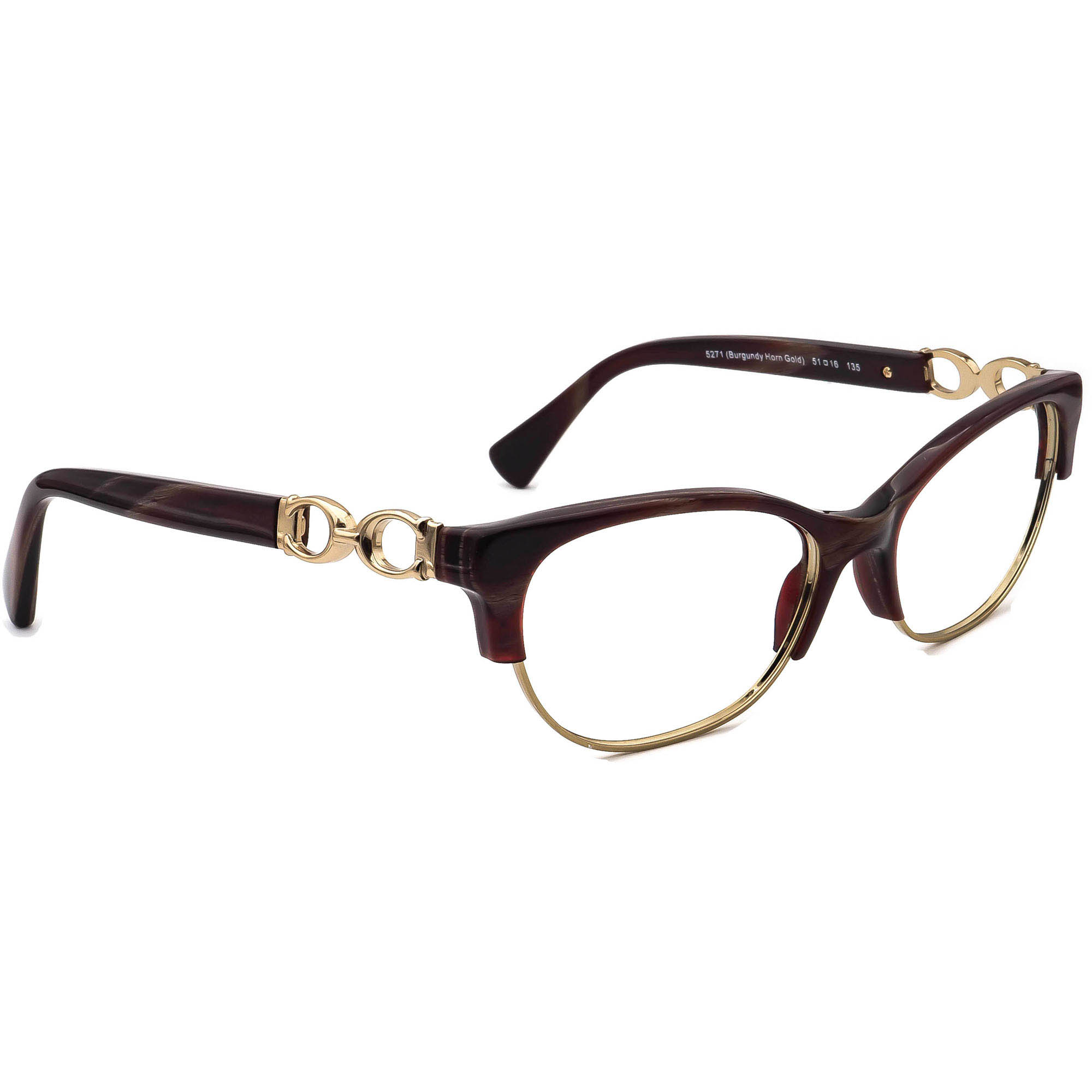 Coach HC 5063 (Kitty) 5271 Eyeglasses