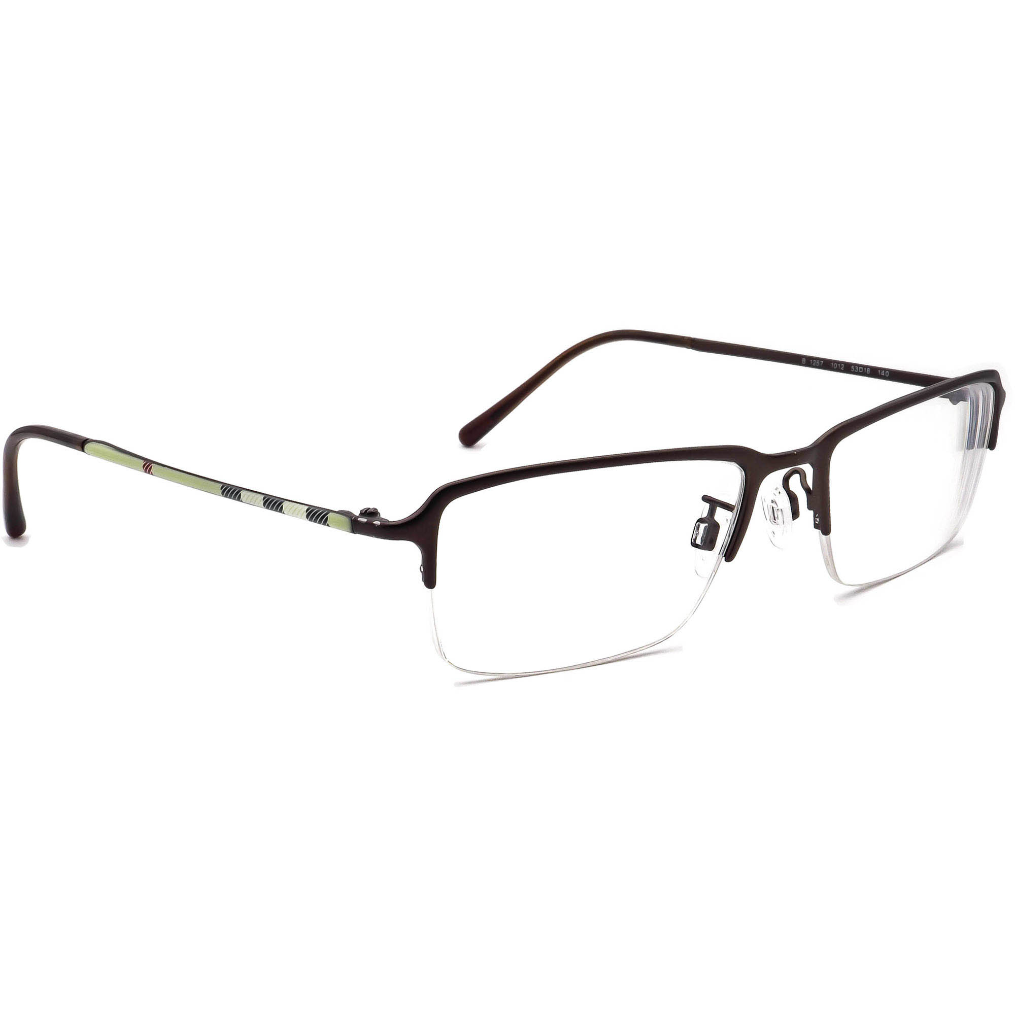 Burberry B 1257 1012 Eyeglasses