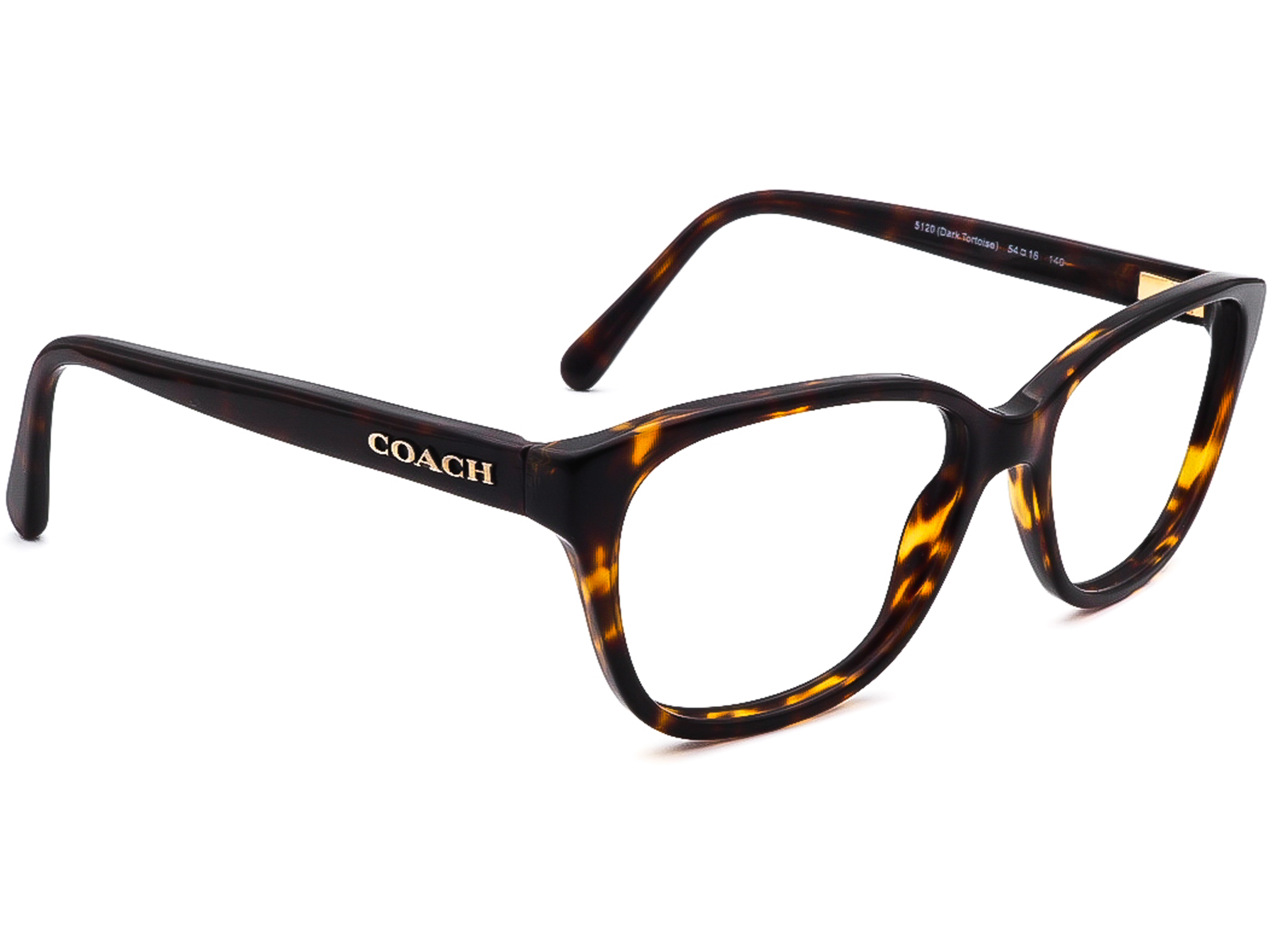 Coach HC 6103 5120 Dark Sunglasses Frame Only
