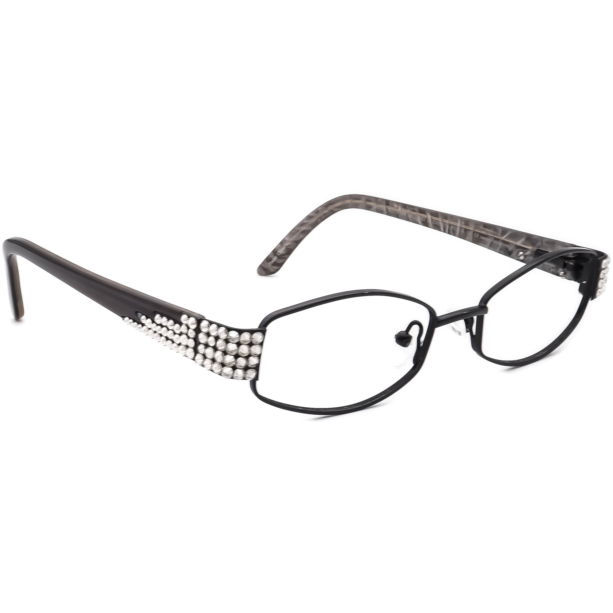 Jimmy Crystal Ciao Made with Swarovski Elements  Eyeglasses