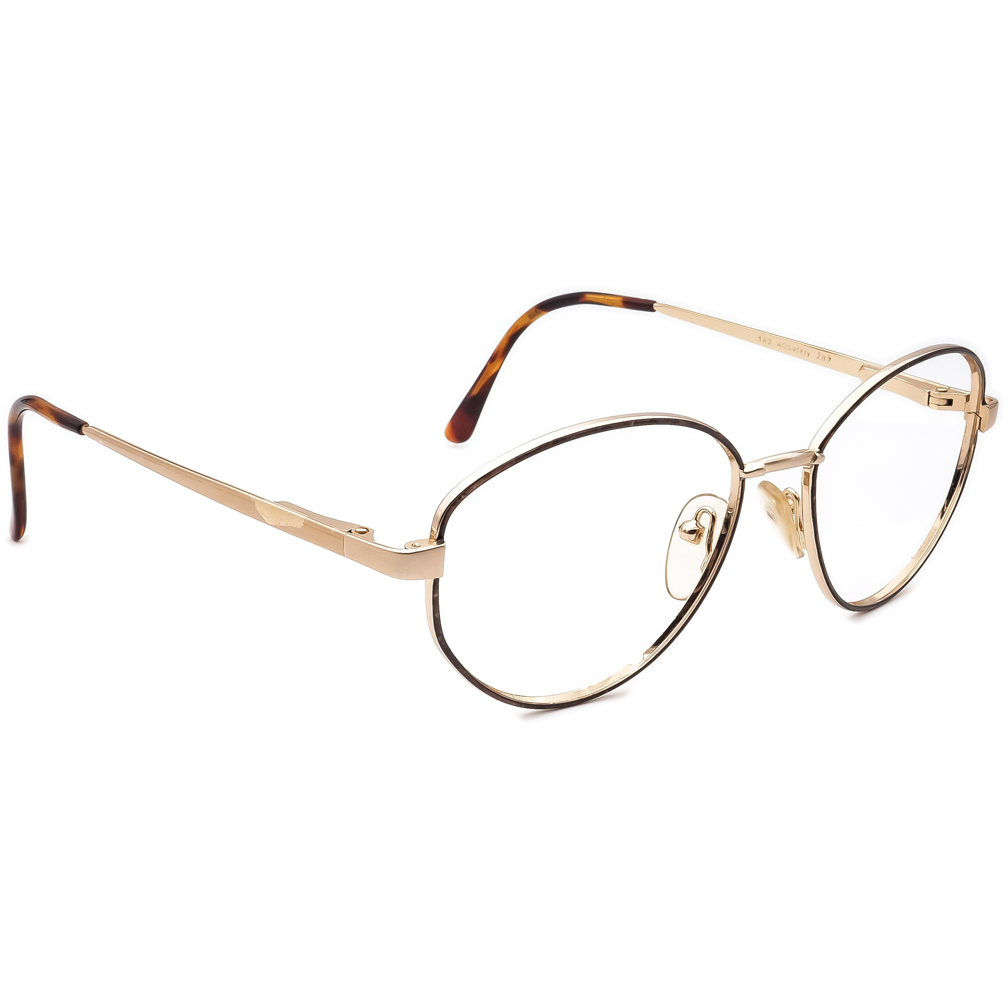 American Optical AOSafety Z87 YP 20 Eyegasses Frame Only