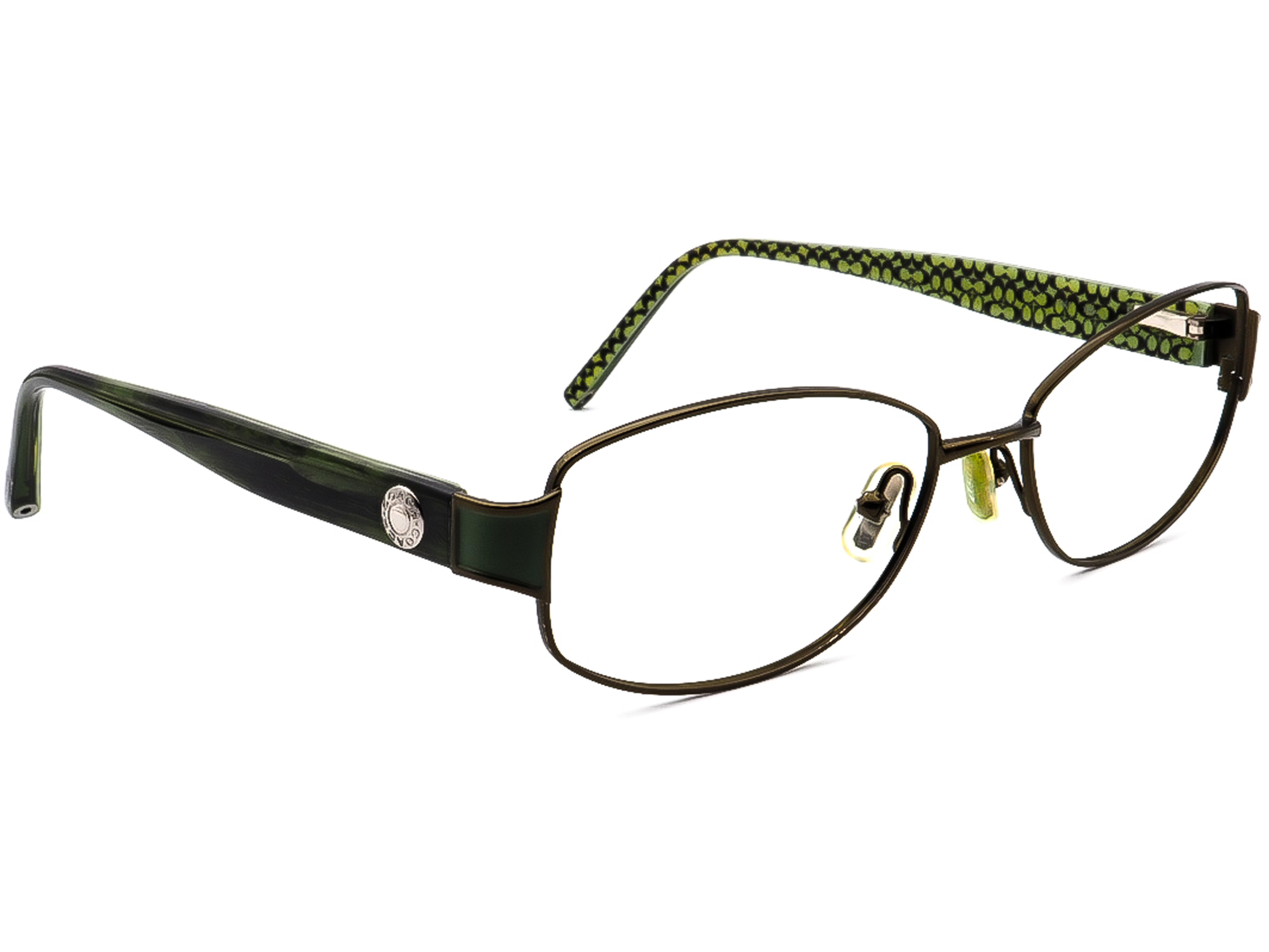Coach Constance 222 Olive Eyeglasses