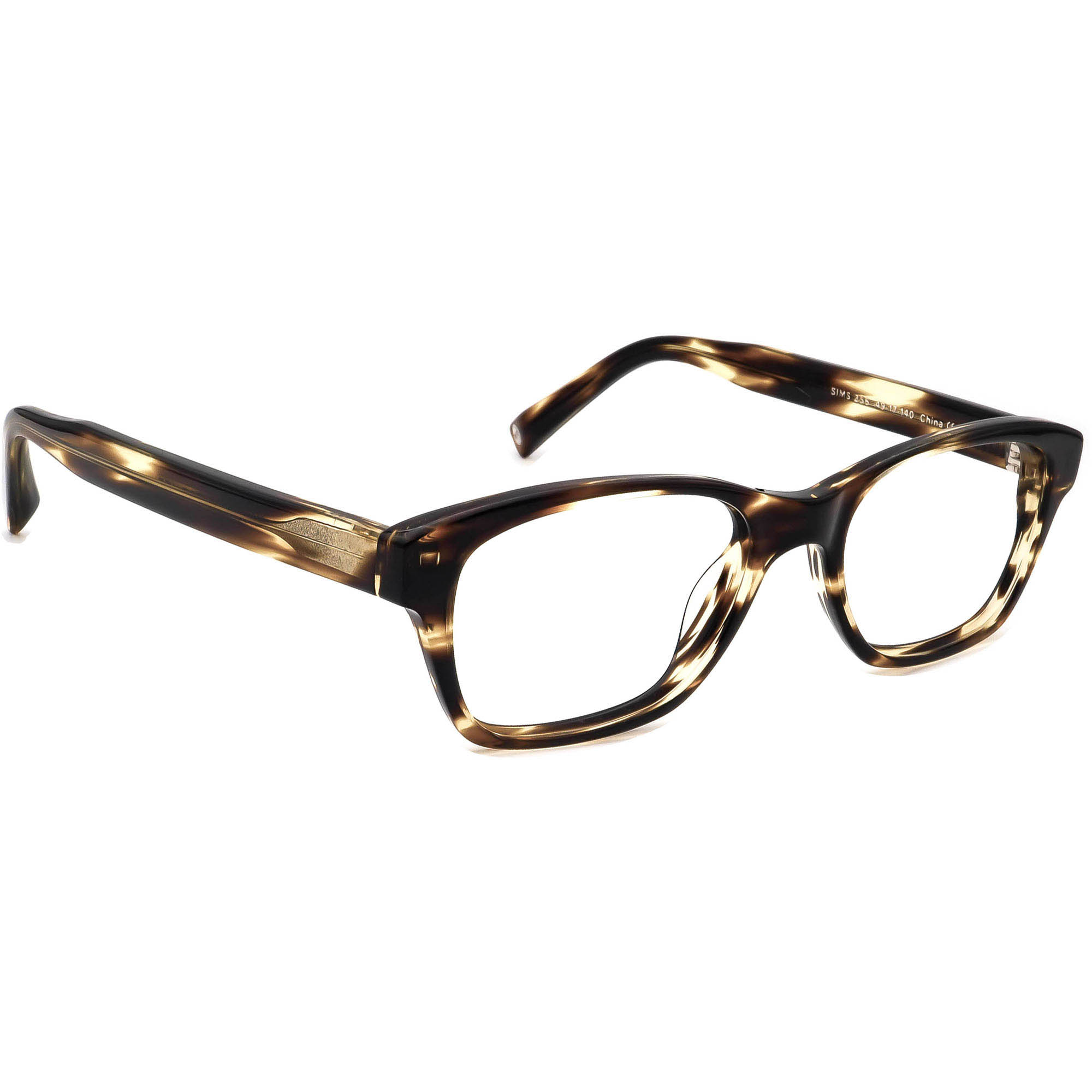 Warby Parker Sims 256 Eyeglasses