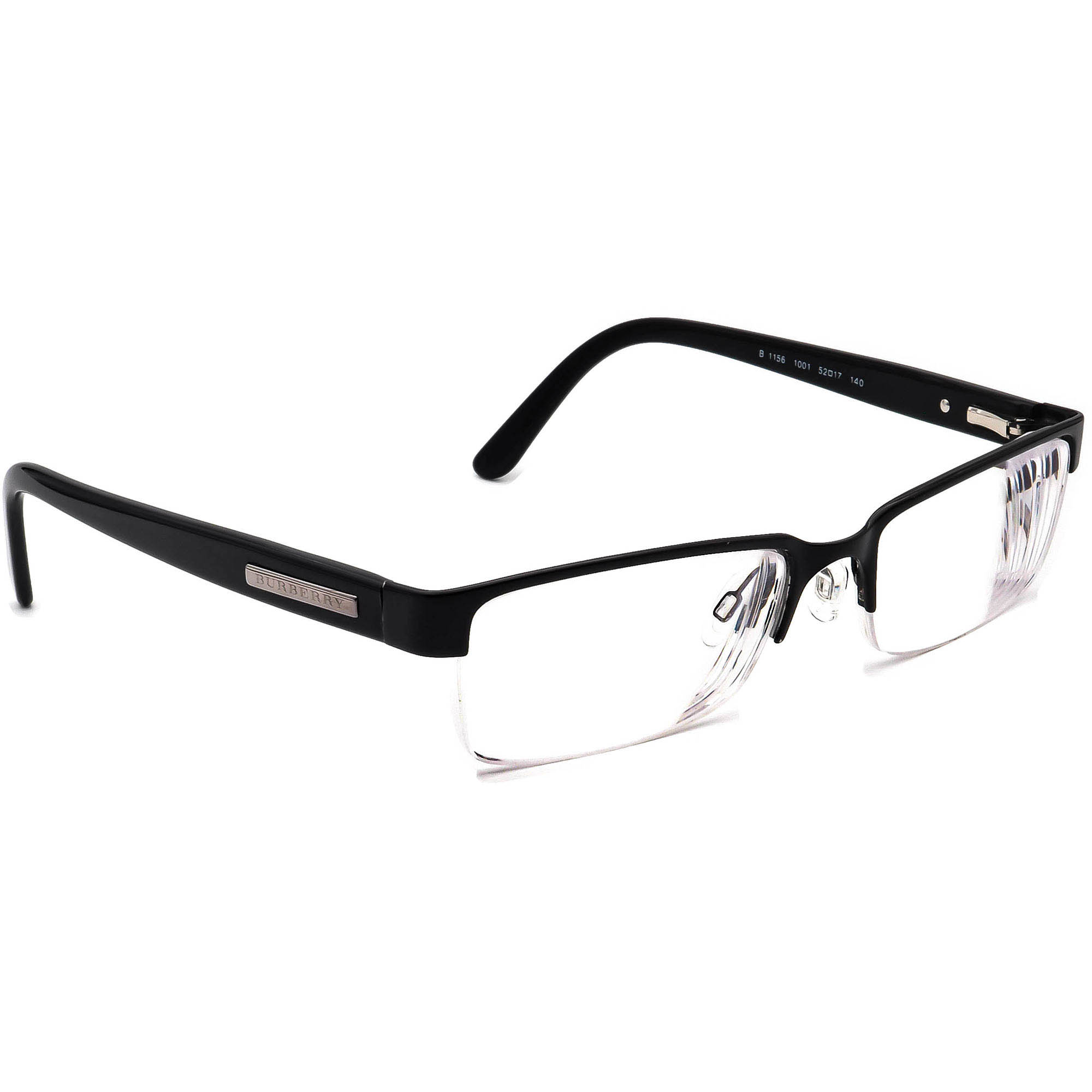 Burberry B 1156 1001 Eyeglasses