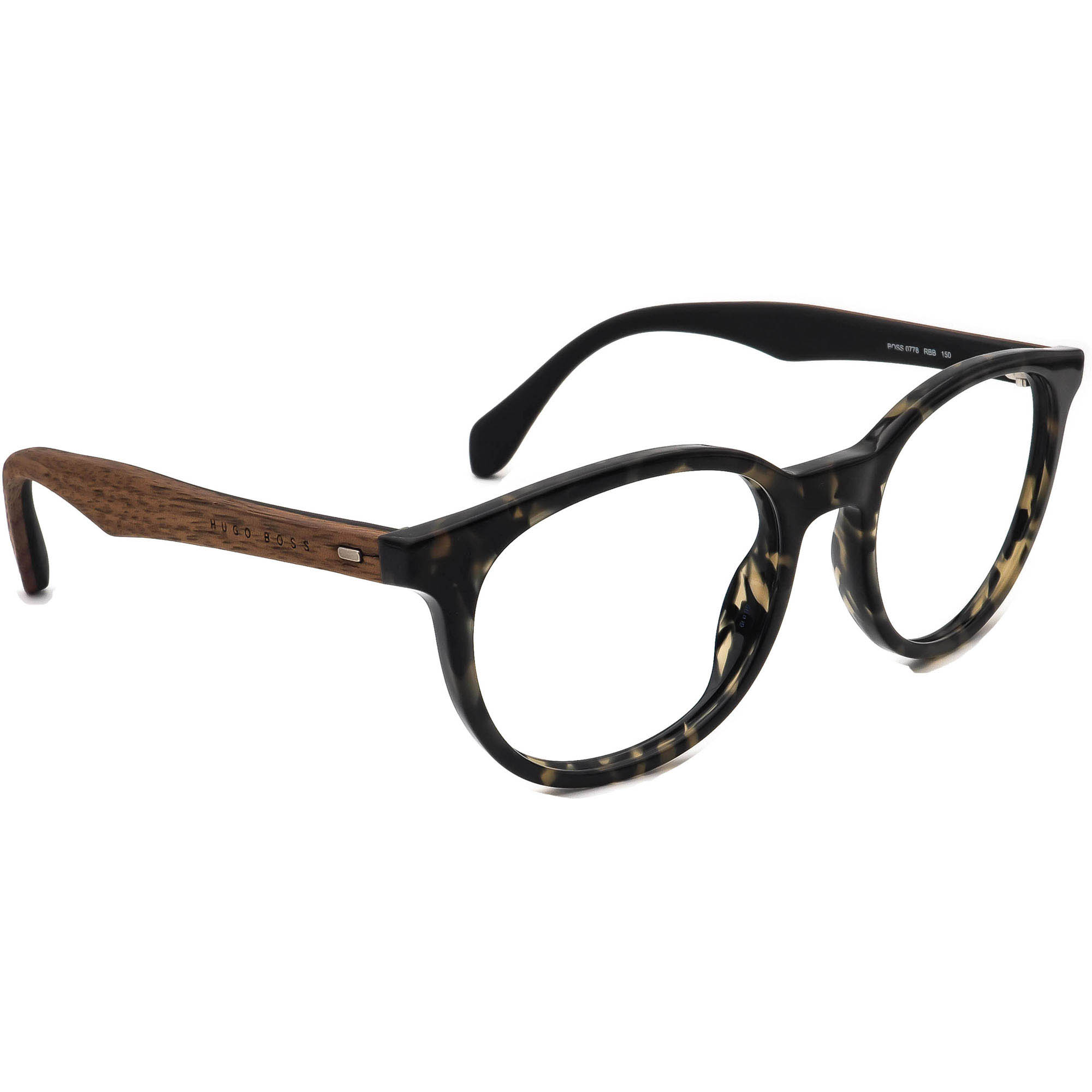 Hugo Boss 0778 RBB Eyeglasses