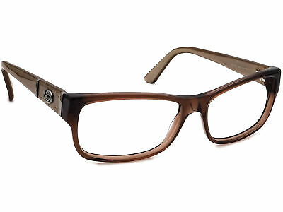 Gucci Eyeglasses GG 3133 MH5 Transparent brown/beige Frame Italy 54[]15 135